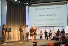 KidCity VR's second win