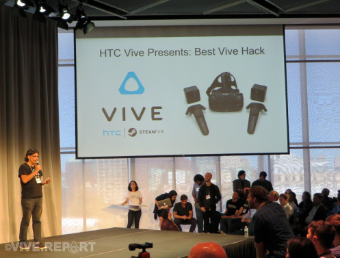 Dario Laverde from HTC Vive