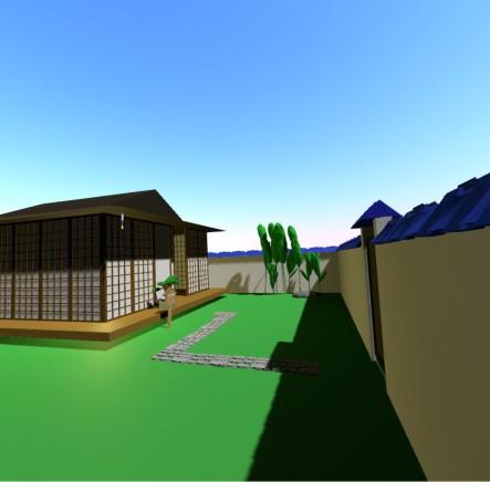 A very zen suburban home