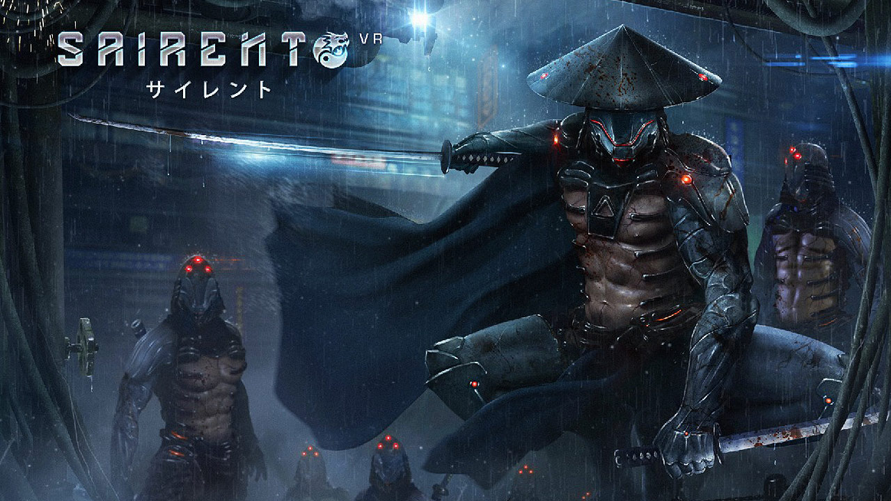 Sairento Vr Is The Cyber Samurai Simulator We Ve All Been Waiting For Vive Report