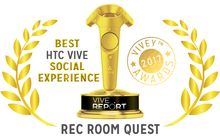 Best Social Experience Trophy